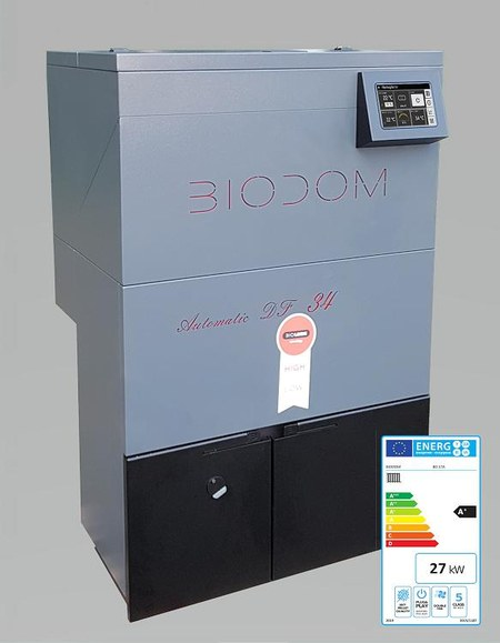 BIODOM 27-A Pelletketel